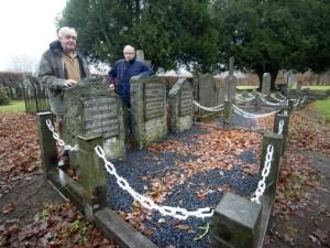 Herstelde oude graven Diepenheim